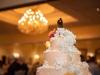 Wedding close up Cake