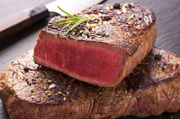USDA Prime Certified Angus Steaks
