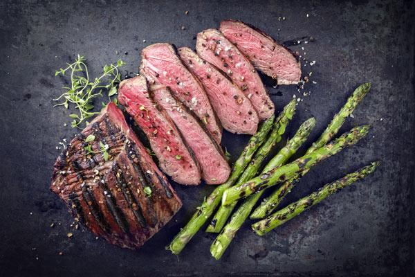 USDA Prime Certified Angus Steaks